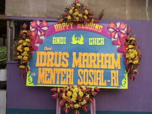 Toko Bunga Di  Petojo Utara  Buka 1x24 Jam