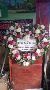 Toko Bunga Di  Pal Meriam Matraman  Buka 1x24 Jam