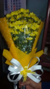 Papan Bunga  Kota Kijang