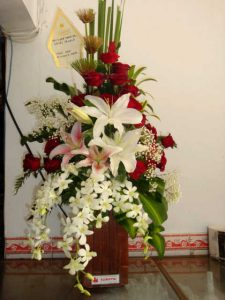 Papan Bunga  Tanah Tinggi