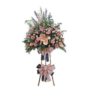 Papan Bunga  Campaka