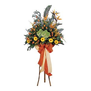 Papan Bunga  Barabai