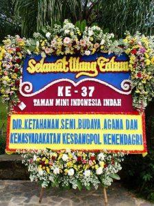 Jual Karangan Bunga Papan Di  Stie Anindyaguna Semarang